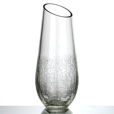 photo Flower Vase 7382 - h220mm from glassworks Neman
