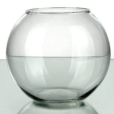 photo Vase-bowl 6401 - d140mm from glassworks Neman