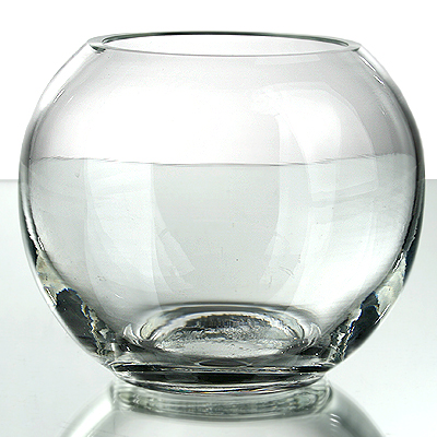 photo Vase-bowl 5580 - d120mm from glassworks Neman