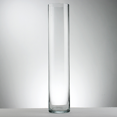 photo Vase-cylinder 7017 - h600mm from glassworks Neman