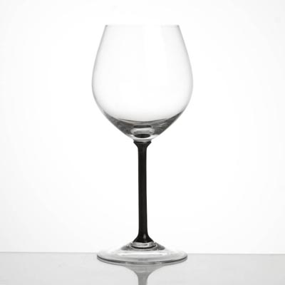 photo Burgundy Wineglass 8560 - 380ml from glassworks Neman