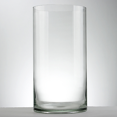 photo Vase-cylinder 7293 - h350mm from glassworks Neman