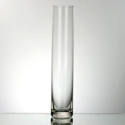 photo Vase-cylinder 8317 - h360mm from glassworks Neman