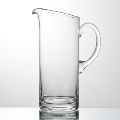 photo Jug without lid from glassworks Neman