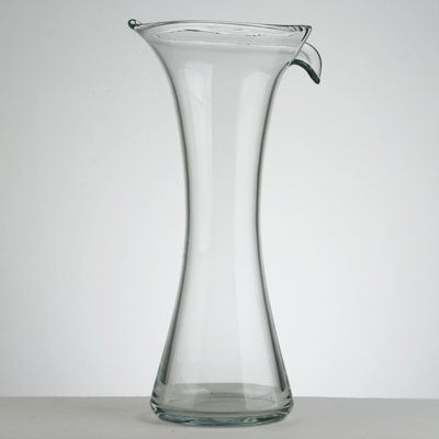 photo Flower Vase 7039 - h360mm from glassworks Neman