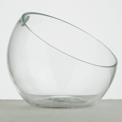 photo Vase-bowl 5594 - h100mm from glassworks Neman