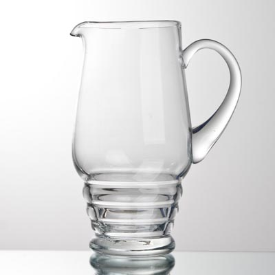 photo Jug with lid 4919 - 1.2l from glassworks Neman