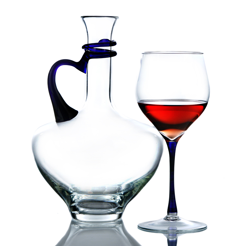 photo Wine Set 6945 from glassworks Neman