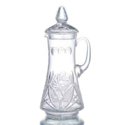 photo Jug with lid 6103 - 1.5l from glassworks Neman