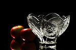 photo Tableware from glassworks Neman