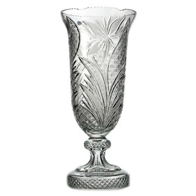 photo Flower vase 6777 from glassworks Neman