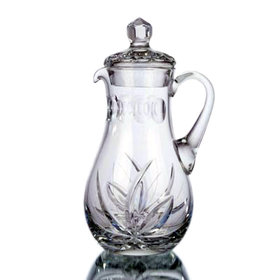 photo Jug with lid 6209 - 1.2l from glassworks Neman