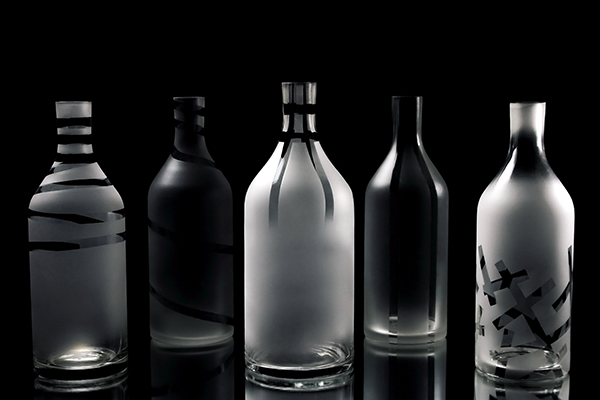 Decorative product «Bottle» (10186) - 2l, 3l,5l.